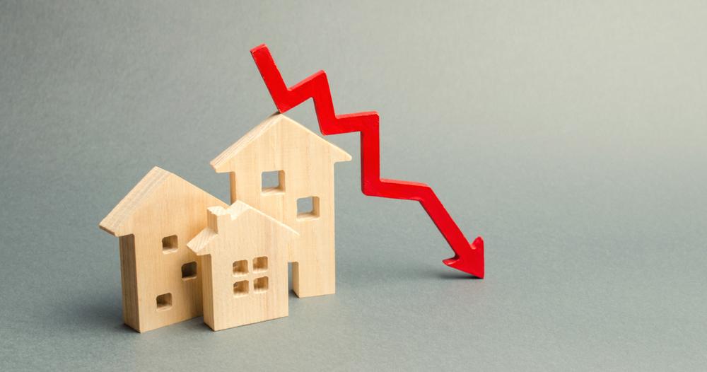 La variation des taux de crédit immobilier en ligne